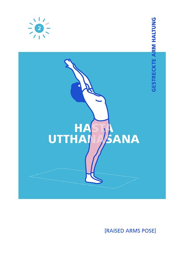 HASTA UTTHANASANA