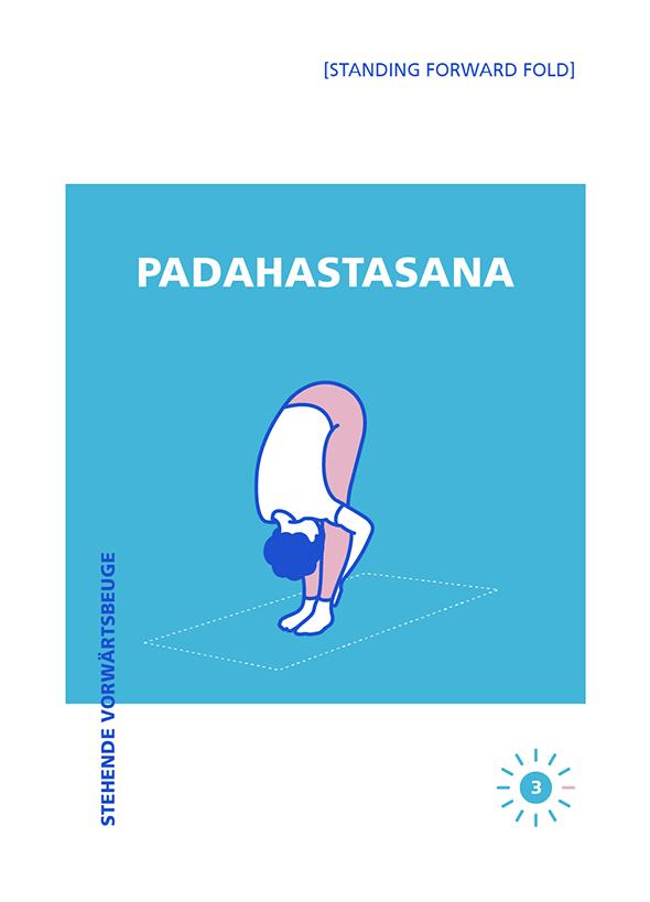 PADAHASTASANA
