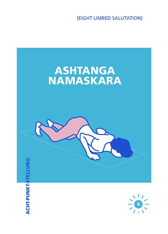 ASHTANGA NAMASKARA